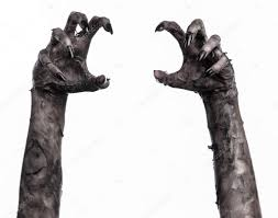 black and white halloween backgrounds black hand of death the walking dead zombie theme halloween