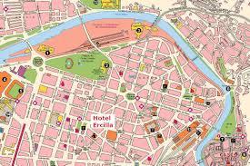 Google Maps Spain by Bilbao Map