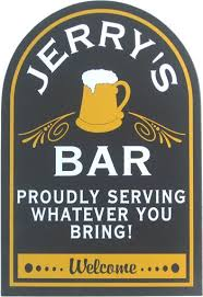 Personalized Signs For Home Decorating Best 25 Home Bar Decor Ideas On Pinterest Outdoor Wood Projects
