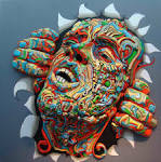 High Art Of Graffiti Mentalism By Shaka & Nosbe | Graffiti ... graffiti-alphabet-letters.com