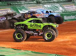 monster truck show in new orleans bj johnson and the gas monkey garage monster jam truck are back in