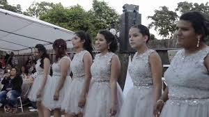 quinceanera vals outside party youtube