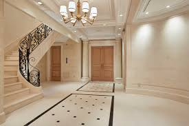 Powder Room In French Edm Paris Edm Paris New York Private Residence