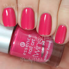 essence nail art twins carrie u0026 mr big duo swatches u0026 review