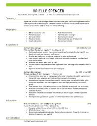 Area Sales Manager Resume Sample by Manager Resume Examples Construction Project Manager Resume