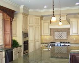 Kitchen Cabinet Refacing Before And After Photos Refinished Cabinets Before And After Pictures