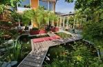 แต่งสวนหลังบ้าน 20 แบบสวนหลังบ้าน กับ Forfur