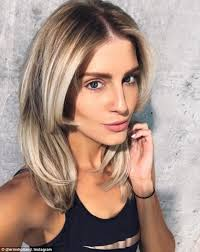Erin Holland says years spent dating Ben Cutting has changed her          I enjoy it less now       Model Erin Holland says the two years spent