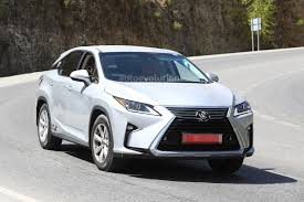 lexus rx 450h germany lexus rx 450h advance comes with extras in the uk autoevolution