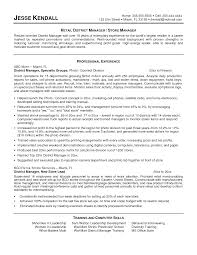 regional sales manager resume example nutrition fitness sales