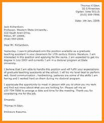 Application Resume Example by Cheap University Application Letter