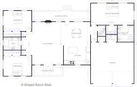 100 ranch house plans open floor plan plan 69619am 3 bed