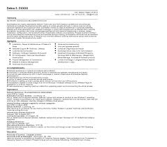 Computer Technician Resume Sample by Network Technician Resume Sample Quintessential Livecareer