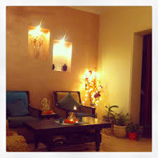 Diwali Decoration In Home Interesting Tips For Decorating Your Living Room In Diwali Living