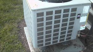 2010 thermal zone 3 ton 13 seer central air conditioner running