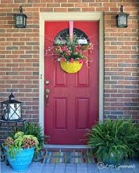 Tips To Decorate Home Refresh Your Home With Southern Front Porch Decorating Ideas