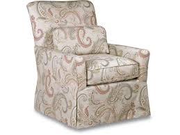 Upholstered Glider La Z Boy Chairs Lena Skirted Swivel Gliding Chair Premier