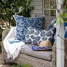 Garden Bench Introduce A Bit Of Nautical Style To Your Front ...