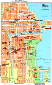 North Shore Chicago Map by 15 Top Rated Tourist Attractions In Chicago Planetware