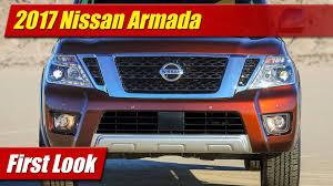 nissan armada new body style 2017 nissan armada first look youtube