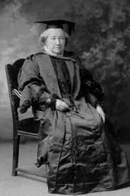 Jessie Campbell LLD, 1901. Source: University of Glasgow - UGSP00479_m
