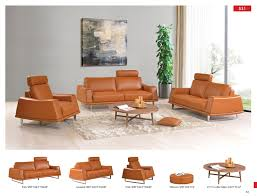 531 leather modern 3 pcs sets living room furniture