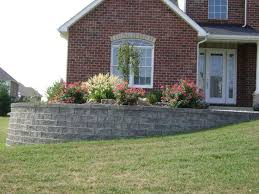 Best Retaining Wall Images On Pinterest Landscaping Ideas - Landscape wall design