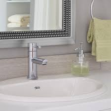 aqualyn countertop bathroom sink american standard