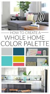 Minimalist Color Palette 2017 by How To Create A Whole Home Color Palette