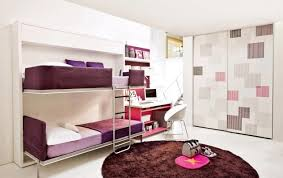 bedrooms for girls with bunk beds space saving beds u0026 bedrooms