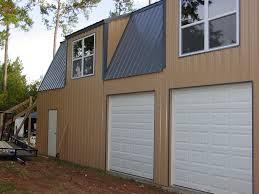 Garage Apartment House Plans Design Metal Barns With Living Quarters Steel Garages Morton