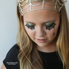 doodlecraft revitalize and restore old halloween make up