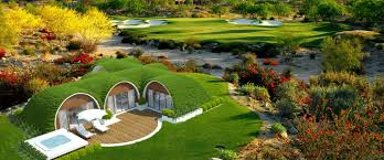 earth sheltered homes covered with soil grass and gardens u2026 you