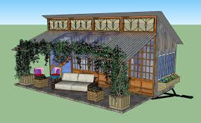 the geaux tiny house with sip frame