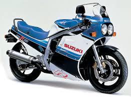 motorcycle history the birth of modern sport bikes the suzuki