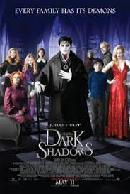 Dark Shadows (2012) [Latino]