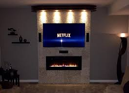 Propane Fireplaces North Bay Ontario by Amazon Com Napoleon Efl50h Linear Wall Mount Electric Fireplace