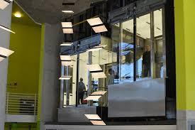 backlit glass elevator cab panels illuminated cab ceiling gpi