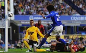Everton Tundukkan MU 1-0