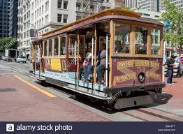San Francisco Cable Car Map by Van Ness Street Stock Photos U0026 Van Ness Street Stock Images Alamy
