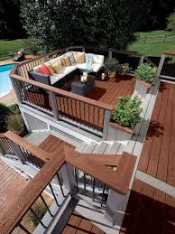 backyard deck designs plans simple wood patio designs backit 1000