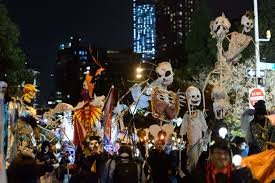 halloween city village halloween parade in nyc 2017 guide plus when it starts