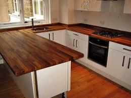refinishing a butcher block countertop u2013 contemporary kitchen