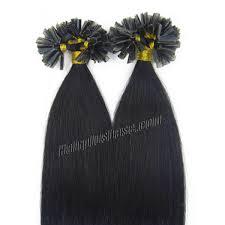 Grey Human Hair Extensions by 22 Inch 2 Dark Brown Stick Tip Human Hair Extensions 100s