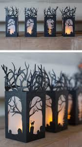 illuminated halloween decorations 21 cheap and easy halloween decorations on a budget diy paper