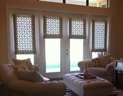 window treatment for glass door furniture outstanding window treatment for french doors with