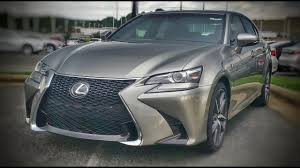 lexus service greensboro nc 2017 lexus gs 350 f sport review and in depth tutorial youtube