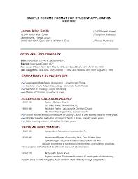 Breakupus Inspiring Example Of A Written Resume Free Cv Writing Break Up