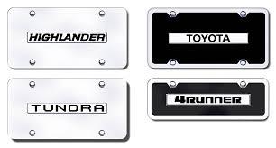 lexus vanity license plate name badge license plates vanity logo tags