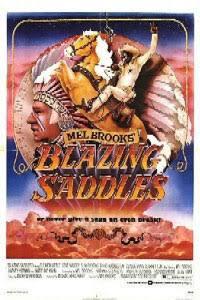 Image result for Blazing Saddles